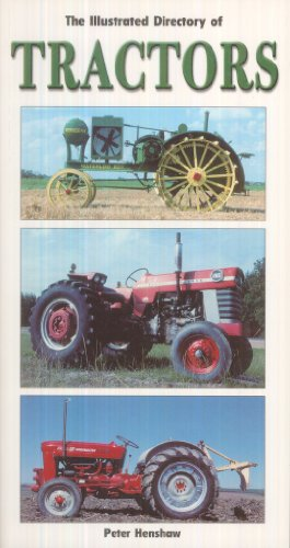 The Illustrated Directory of Tractors: Henshaw, Peter