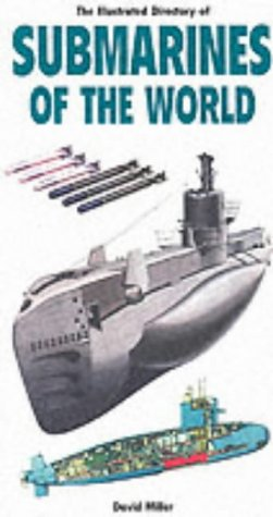9781840653755: Illustrated Directory of Submarines of The World