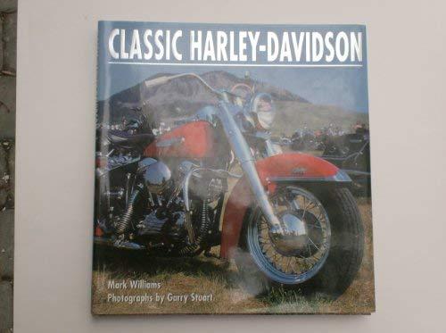 9781840654240: Classic Harley Davidson