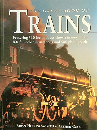 9781840655377: The Great Book of Trains