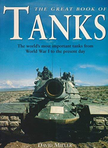 The Great Book of Tanks: David Miller