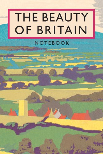 9781840656008: Brian Cook The Beauty of Britain Notebook