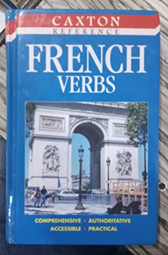 9781840670745: French Verbs (Caxton Reference)