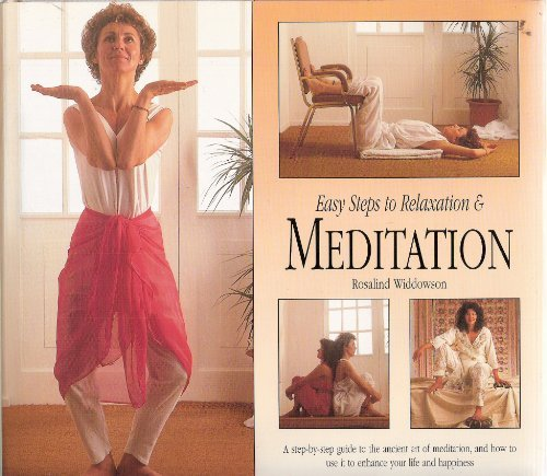 9781840671070: Easy Steps to Relaxation and Meditation