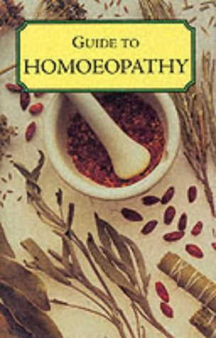 Guide to Homoepathy: Coventry, Martin