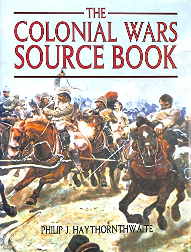 The Colonial Wars Sourcebook