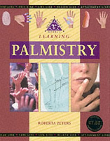 9781840672794: Learning Palmistry