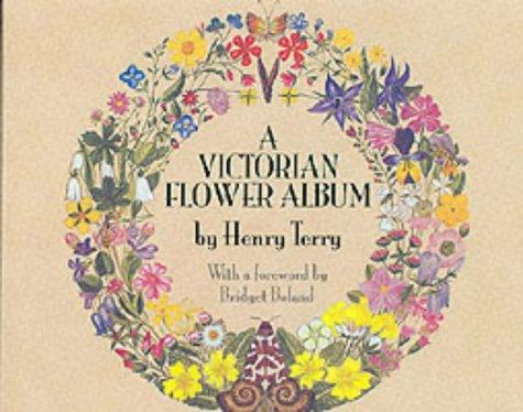 9781840673067: A Victorian Flower Album