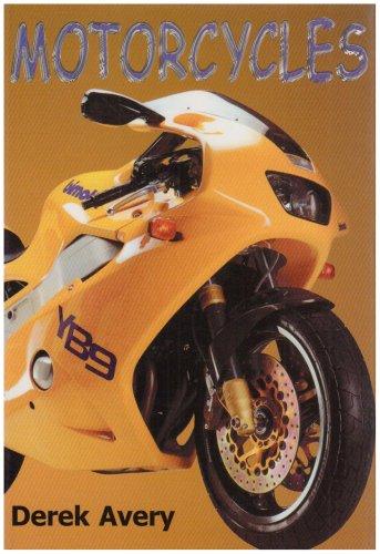 Motorcycles: Avery, Derek