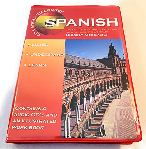 9781840674477: Spanish (CD Language Course)