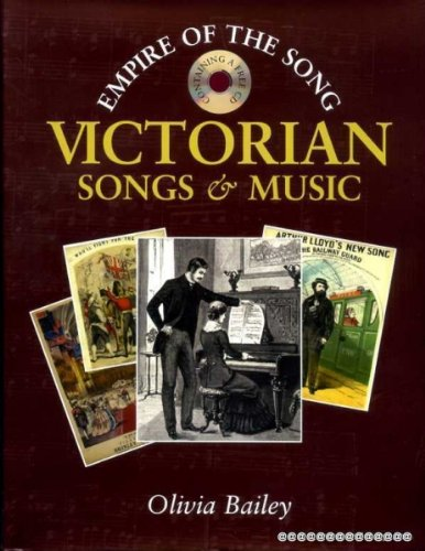 9781840674682: Empire of the Song: Victorian Songs and Music