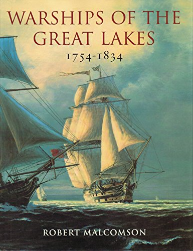 Warships of the Great Lakes, 1754-1834