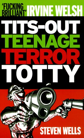 9781840680324: Tits Out Teenage Terror Totty (Attack!)