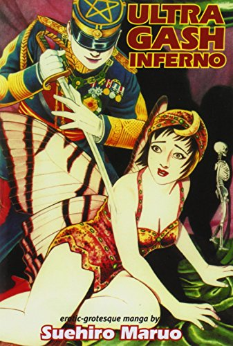 Ultra-Gash Inferno: Suehiro Maruo; James