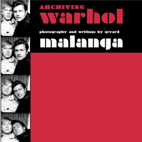 9781840680768: Archiving Warhol: Writings & Photographs