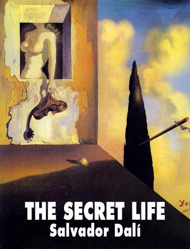 9781840686784: The Secret Life of Salvador Dali