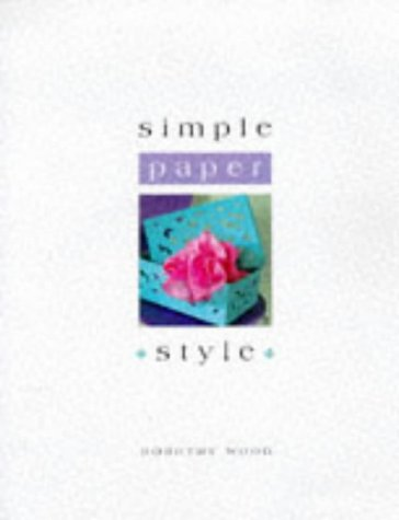 9781840720419: Simple Style Paper