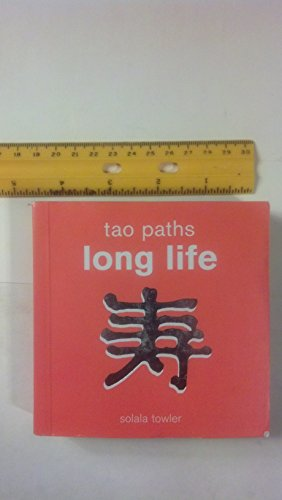 9781840723106: Tao Paths To: Long Life