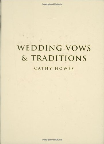 9781840725780: Wedding Vows and Traditions (1000 Hints, Tips and Ideas)