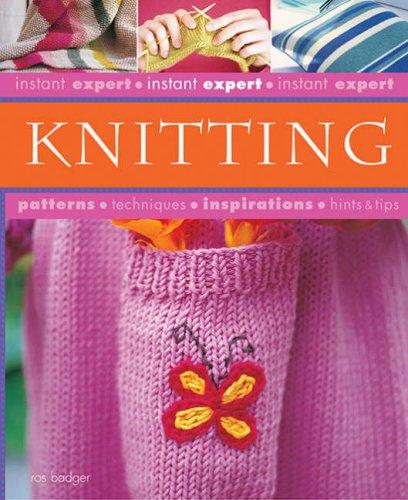 9781840727005: Instant Expert Knitting