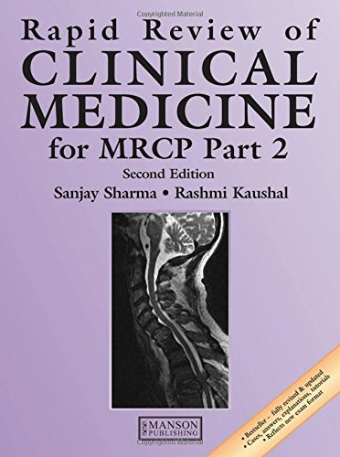 9781840760705: Rapid Review of Clinical Medicine for MRCP Part 2, Second Edition: Pt. 2 (Medical Rapid Review Series)