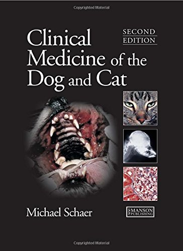 9781840761115: Clinical Medicine of the Dog and Cat, Second Edition