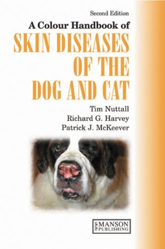 9781840761153: A Colour Handbook of Skin Diseases of the Dog and Cat UK Version, Second Edition (Veterinary Color Handbook Series)