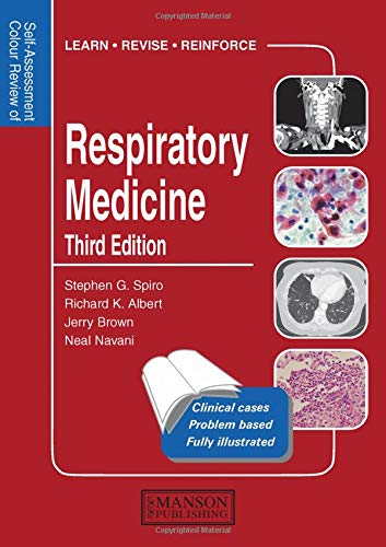 9781840761399: Respiratory Medicine: Self-Assessment Colour Review, Third Edition (Medical Self-Assessment Color Review Series)