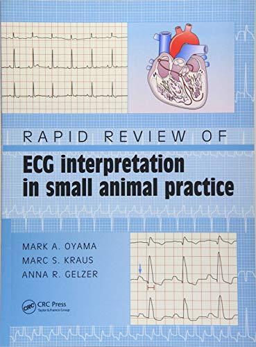 9781840761986: Rapid Review of ECG Interpretation in Small Animal Practice
