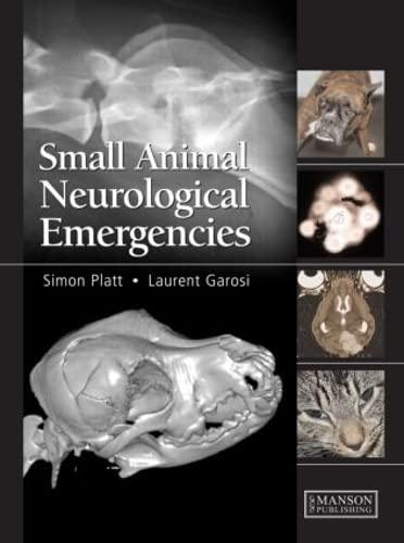 9781840766141: Small Animal Neurological Emergencies