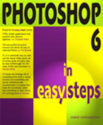 9781840781236: Photoshop 6 in Easy Steps (In Easy Steps)