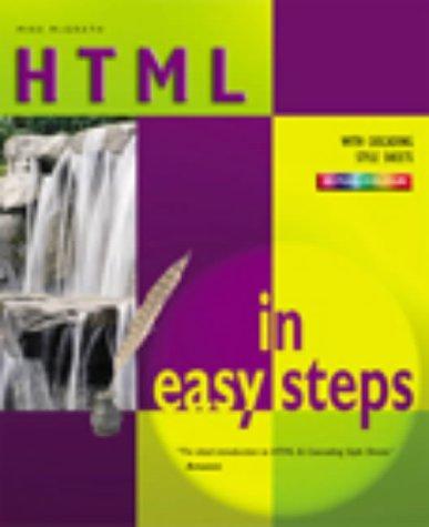 9781840782547: HTML in Easy Steps (In Easy Steps Series)