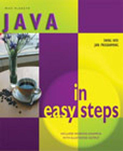 9781840782592: Java in Easy Steps (In Easy Steps Series)