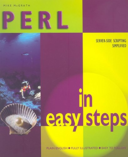 9781840782608: PERL in easy steps