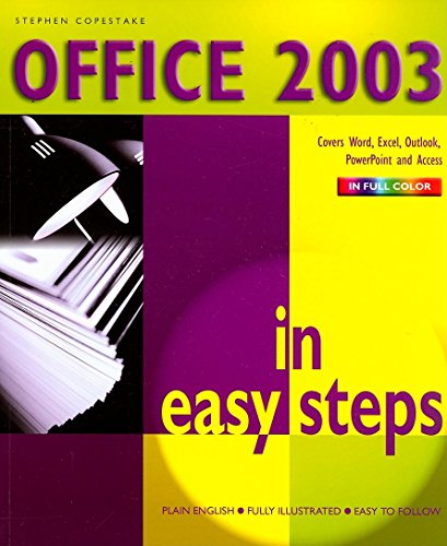 Office 2003 in Easy Steps: Stephen Copestake