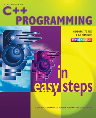 9781840782950: C++ Programming in Easy Steps (In Easy Steps Series)