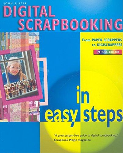9781840783032: Digital Scrapbooking in easy steps