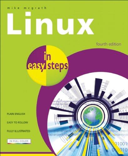 9781840783056: Linux in Easy Steps