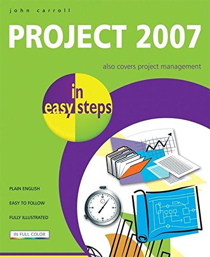 9781840783254: Project 2007 in easy steps