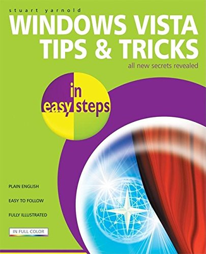 9781840783384: Windows Vista Tips and Tricks in easy steps