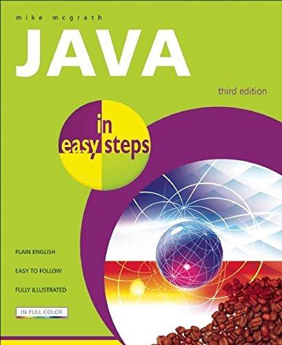 9781840783469: Java in Easy Steps (In Easy Steps Series)