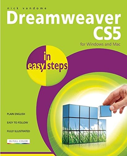 9781840784077: Dreamweaver CS5 in Easy Steps