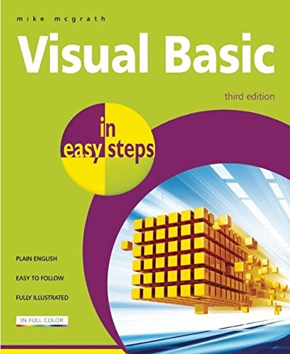 Visual Basic in Easy Steps: McGrath, Mike