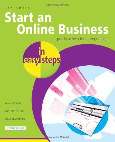 9781840784138: Start an Online Business in easy steps: Practical Help for Entrepreneurs