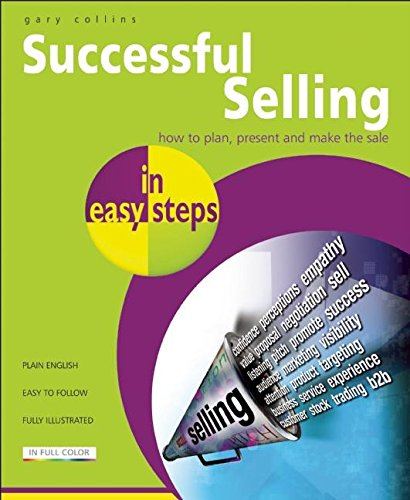 9781840784244: Successful Selling in easy steps