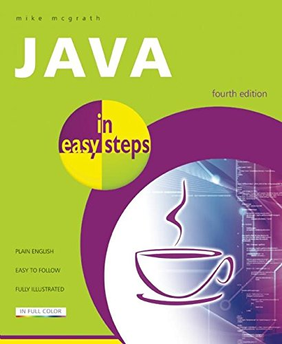 9781840784435: Java in easy steps: Fully Updated for Java 7