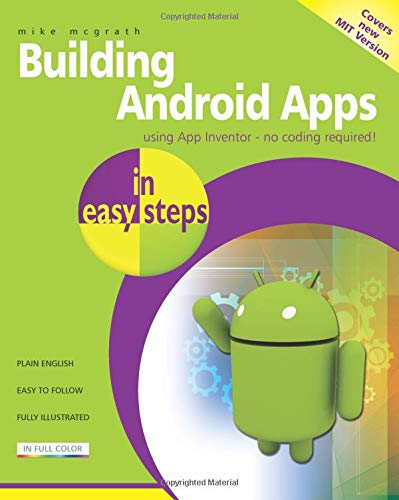 9781840785289: Building Android Apps in Easy Steps