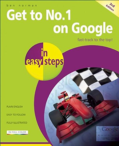 9781840785333: Get to No. 1 on Google in easy steps