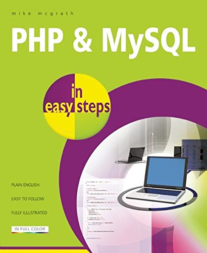 9781840785371: PHP and MySQL in easy steps