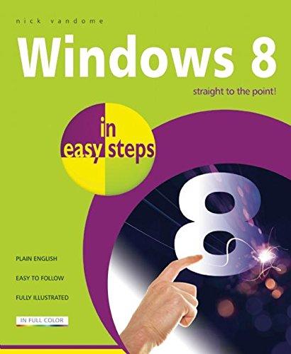 Windows 8 in Easy Steps: Vandome, Nick